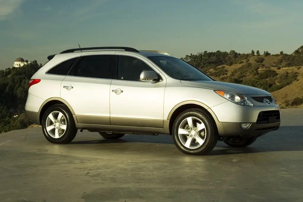 2007-12 Hyundai Veracruz Consumer Guide Auto