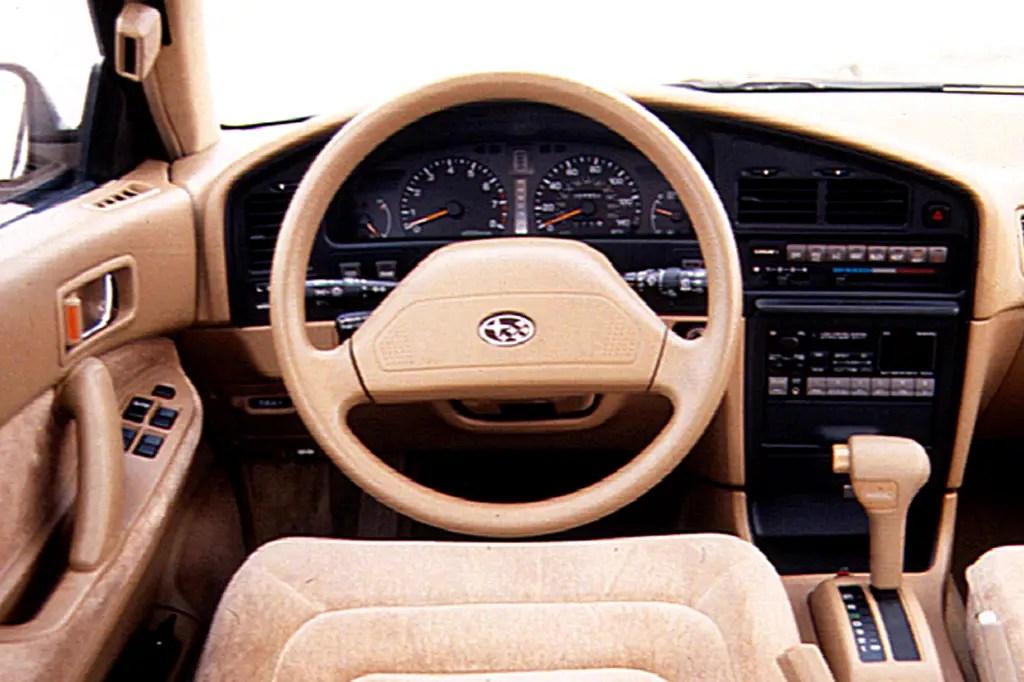 1994 Subaru Legacy Wagon Engine Diagram Wiring Diagram