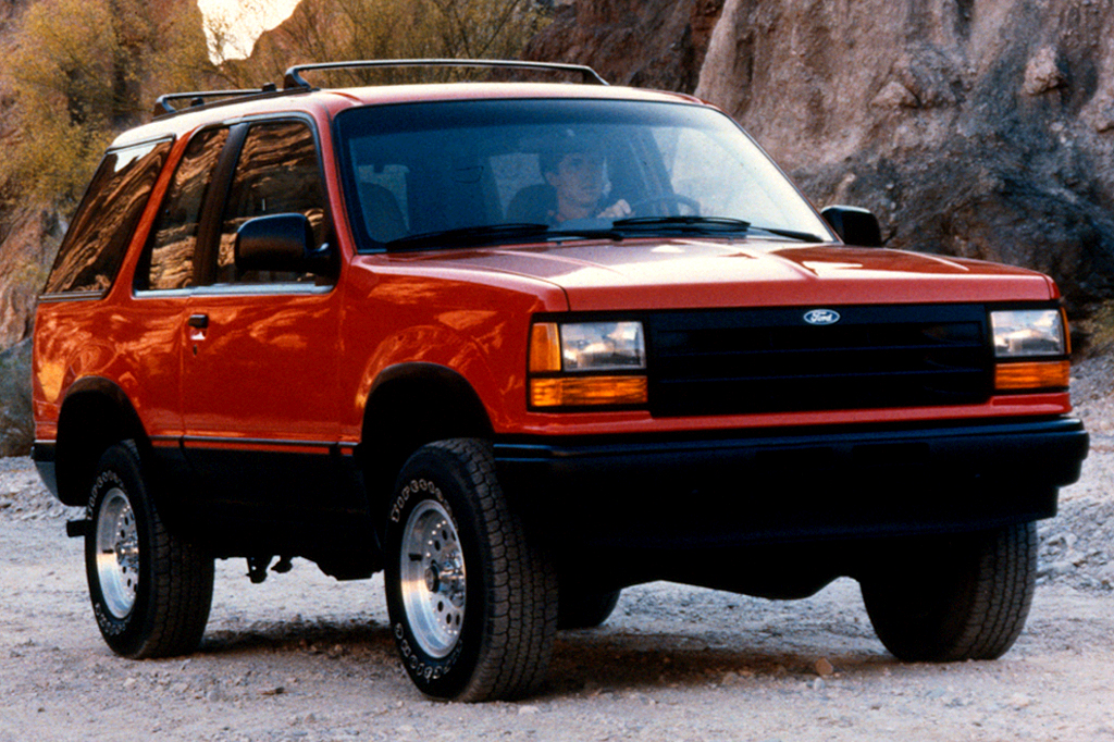 1991-05 Ford Explorer/Sport Trac/Sport Consumer Guide Auto