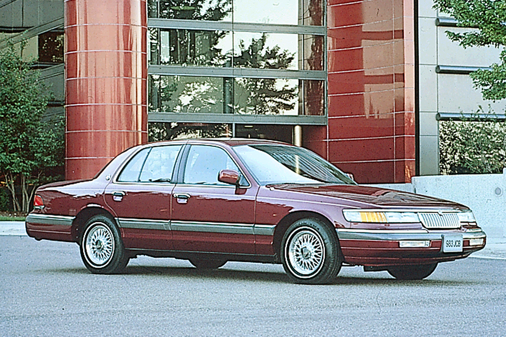 1992-11 Mercury Grand Marquis Consumer Guide Auto