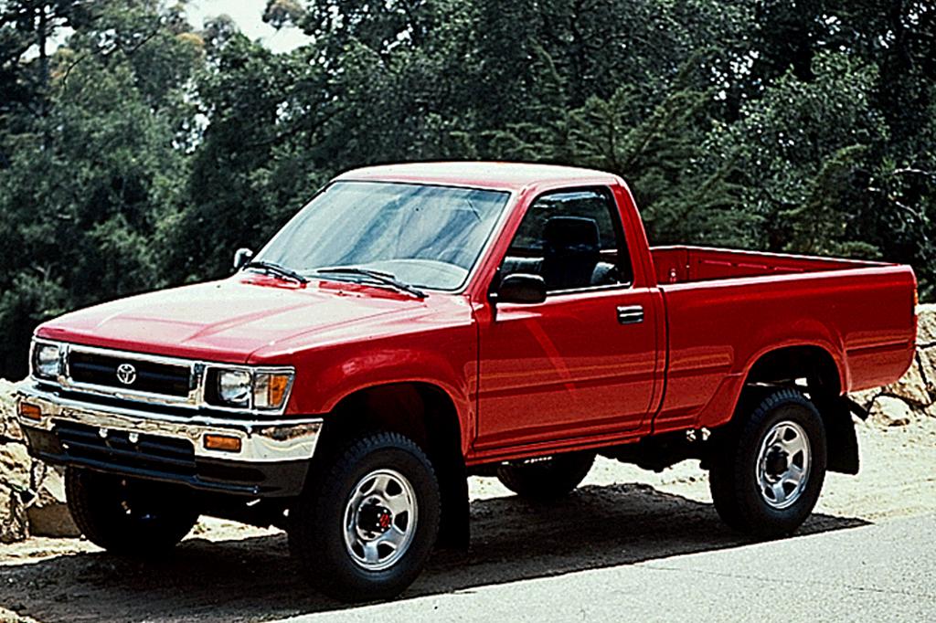 1990-94 Toyota Pickup Consumer Guide Auto