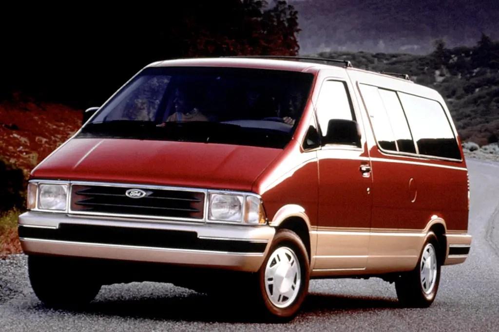 1990-97 Ford Aerostar Consumer Guide Auto