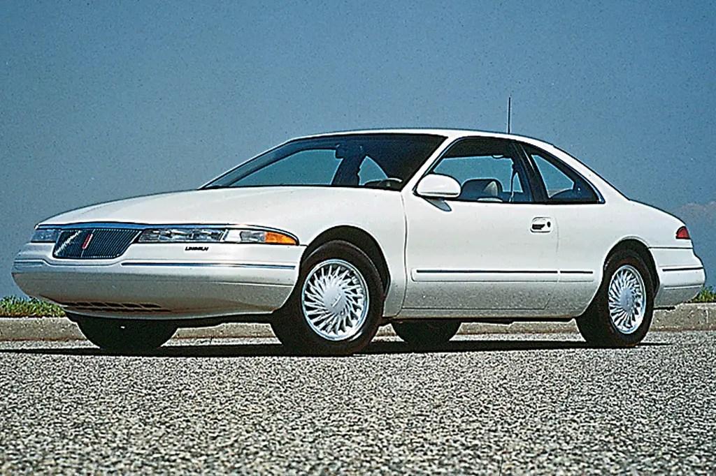 1993-98 Lincoln Mark VIII Consumer Guide Auto
