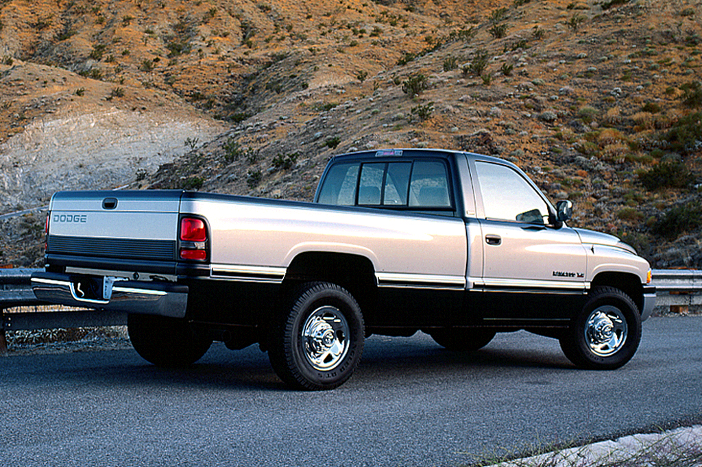 1994-01 Dodge Ram Pickup Consumer Guide Auto