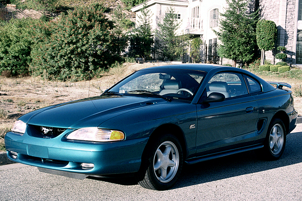 1994-04 Ford Mustang Consumer Guide Auto