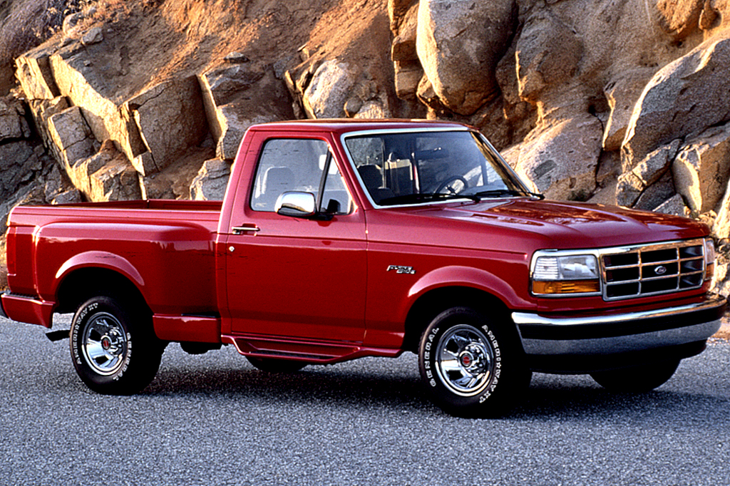 1990-96 Ford F-150/250 Pickup Consumer Guide Auto
