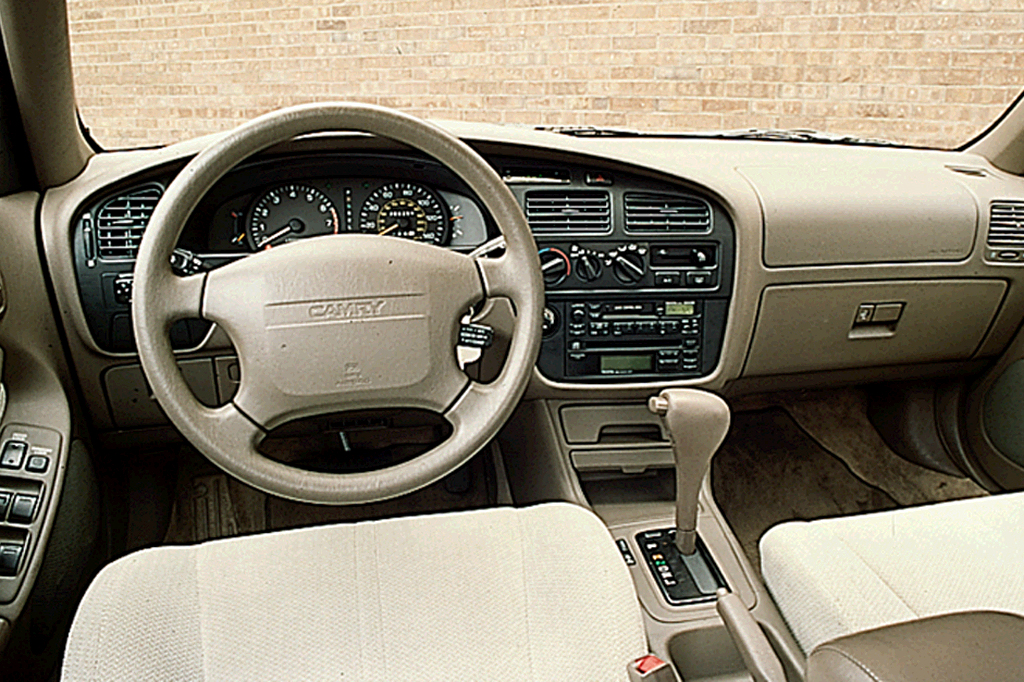 1992-96 Toyota Camry Consumer Guide Auto