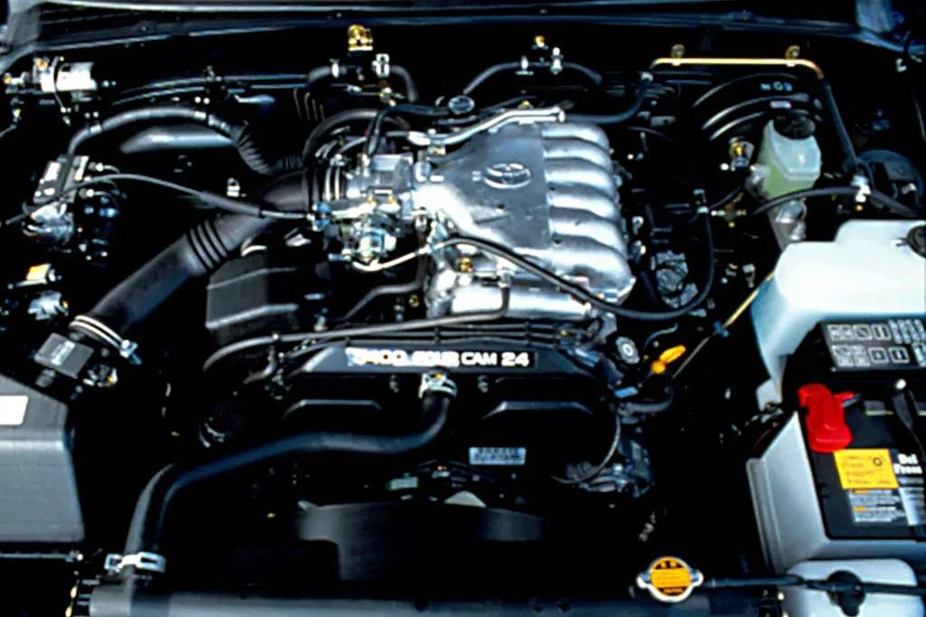 1993-98 Toyota T100 Consumer Guide Auto