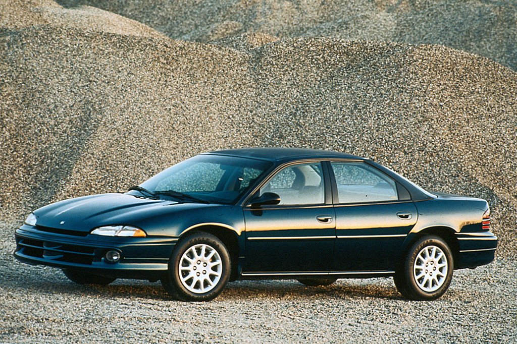 1993-97 Dodge Intrepid Consumer Guide Auto