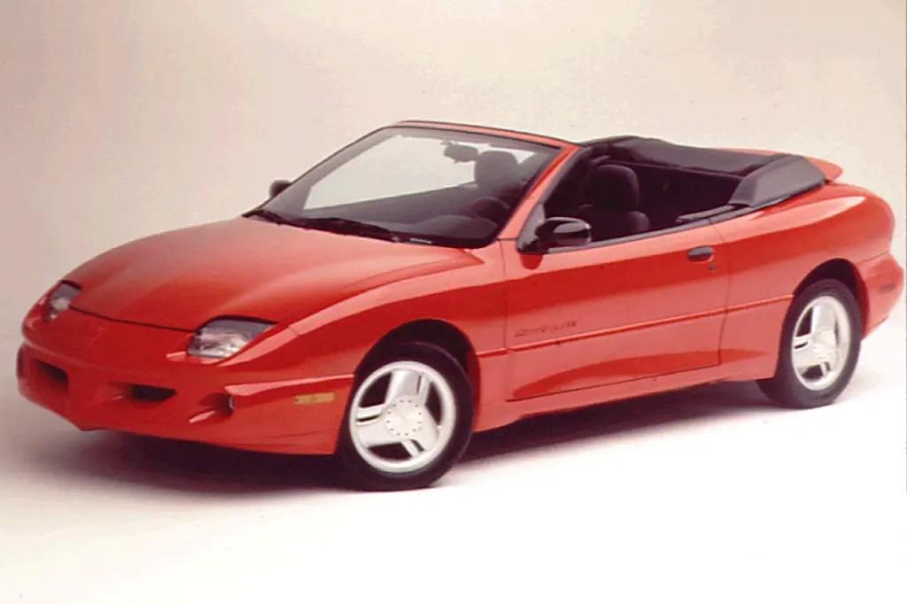 1995-05 Pontiac Sunfire Consumer Guide Auto