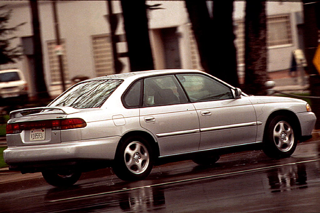 1995-99 Subaru Legacy Consumer Guide Auto