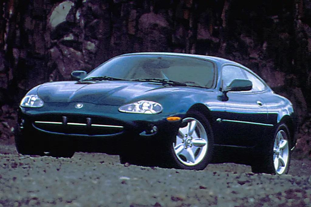 1997-06 Jaguar XK8/XK Series Consumer Guide Auto