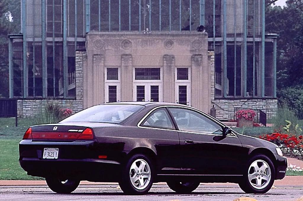 1998-02 Honda Accord Consumer Guide Auto