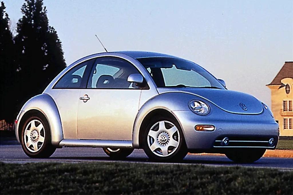 1998-05 Volkswagen New Beetle Consumer Guide Auto