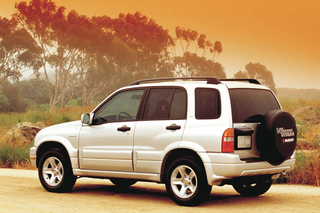 1999-05 Suzuki Vitara Consumer Guide Auto