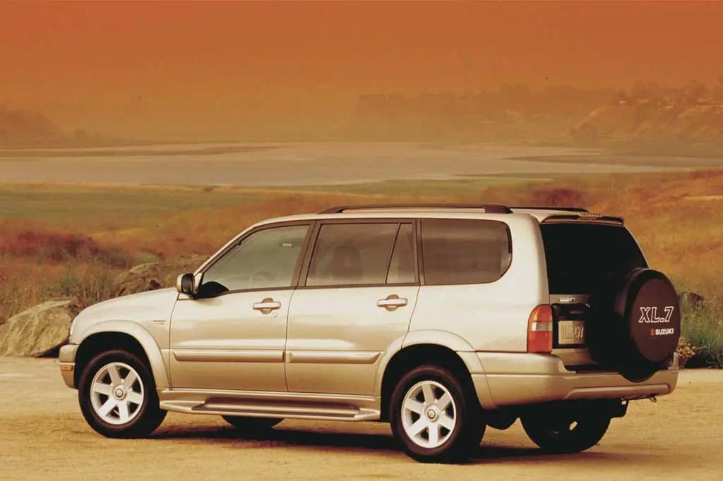 2001-06 Suzuki XL-7 Consumer Guide Auto
