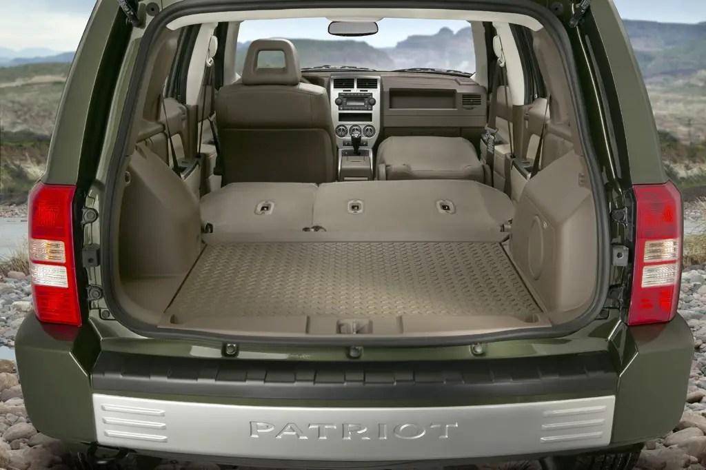 2007-14 Jeep Patriot Consumer Guide Auto