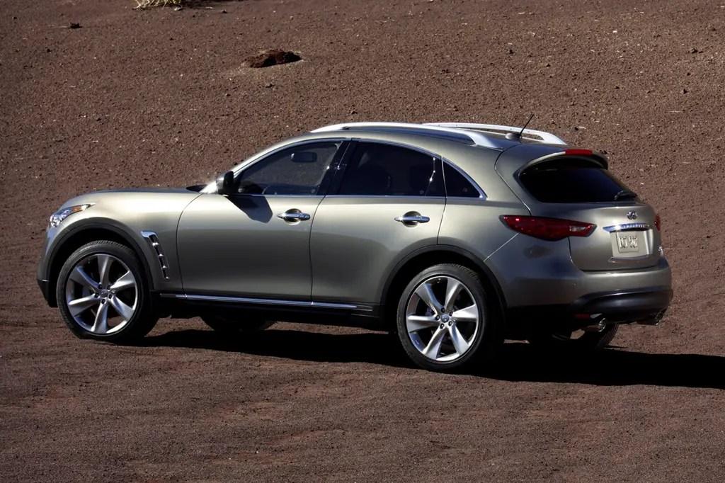 2009-14 Infiniti FX/QX70 Consumer Guide Auto