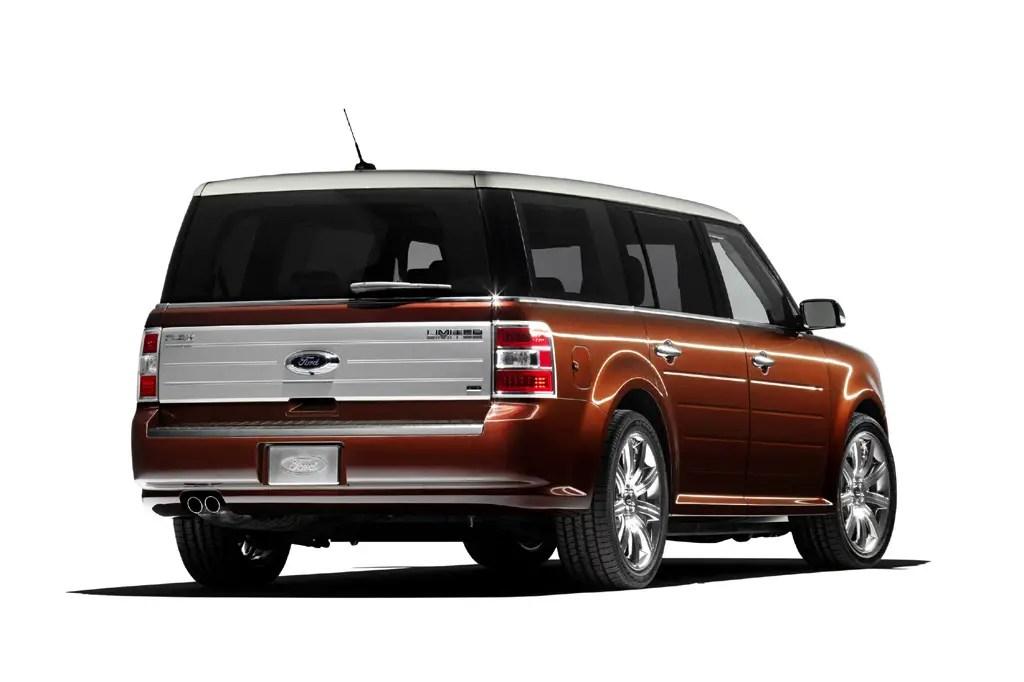 2009-15 Ford Flex Consumer Guide Auto