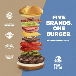 Dazzling Burger King Teams Krystal Ors To Create Peace Day Hybridburger Consumerist Denny S Las Vegas Nv 89109 Dennys Las Vegas Coupons