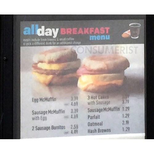 Medium Crop Of Mcdonalds All Day Breakfast