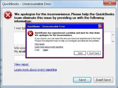 Quickbooks Archives - Page 2 of 12 - Contact Assistance - Quickbooks Unrecoverable Error