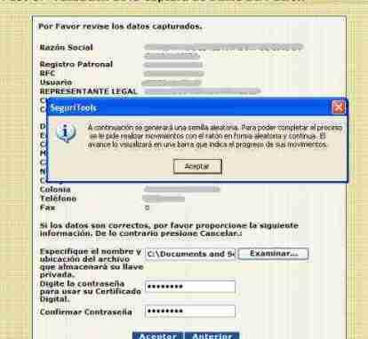 idse4 thumb Tutorial   Como Renovar Certificado IDSE