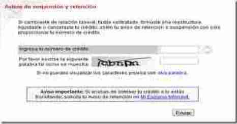 suspencionyretencion thumb Servicios en Linea de suspensión y retención Crédito Infonavit