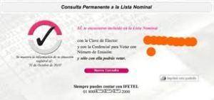 20101223 085416 300x141 Consulta Nominal IFE   Verifica vigencia de Credencial de Elector