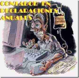 contador en declaraciones humor contable thumb Humor Grafico exclusivo para Contadores   Viernes de Desestres