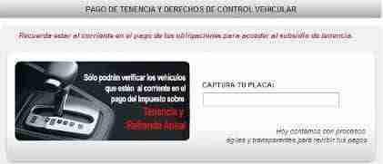 tenencia estado de Mexico Pago de Tenencia, Refrendo y Placas del Estado de Mexico 2013