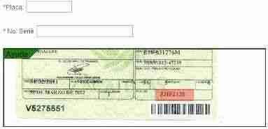 pago de tenencia Zacatecas thumb Pago de Tenencia, Refrendo y Placas de Zacatecas 2013