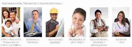 nueva pagina del IMSS servicios thumb Servicios en el Nuevo Portal del IMSS   Lo mismo pero mas bonito y entendible