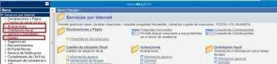 aclaraciones orientacion quejas SAT thumb Problemas con la Facturación Electronica del SAT   Levantar una Queja por el Servicio