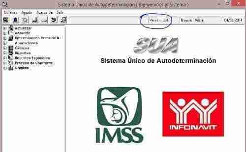 SUA 3.4.1 2014 INSTALAR thumb Descargar Nueva Version del SUA 3.4.1 – Calculo de Cuotas Obrero Patronales e Infonavit 2014