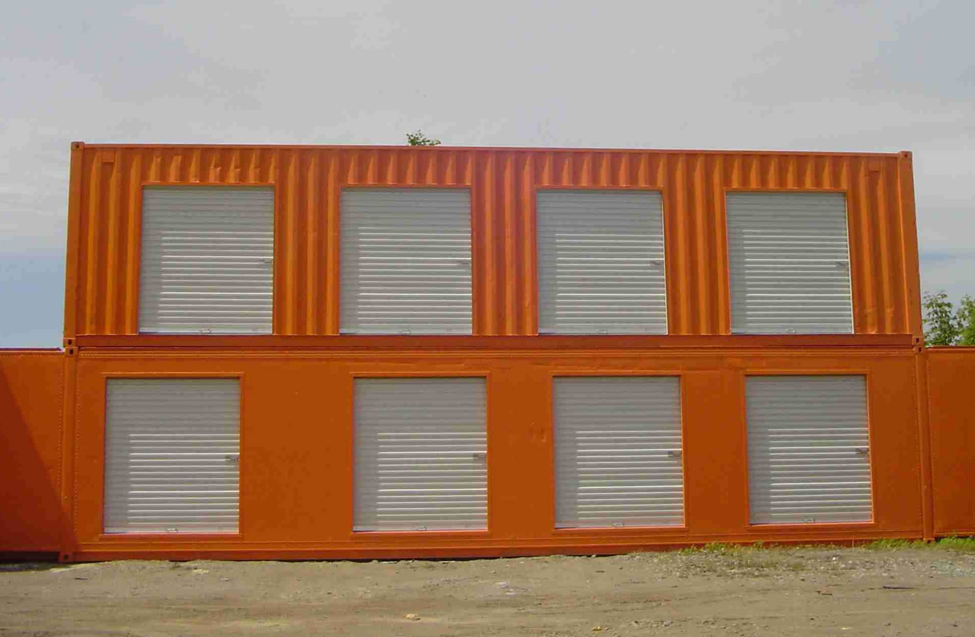 Converted Shipping Container Home Storage Units Container Kings Thailand - Containers For Storage