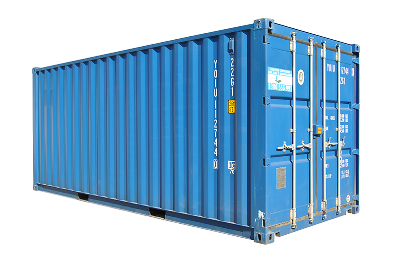 20 Foot Shipping Container For Sale At Strathfield Container Depot - Containers For Storage