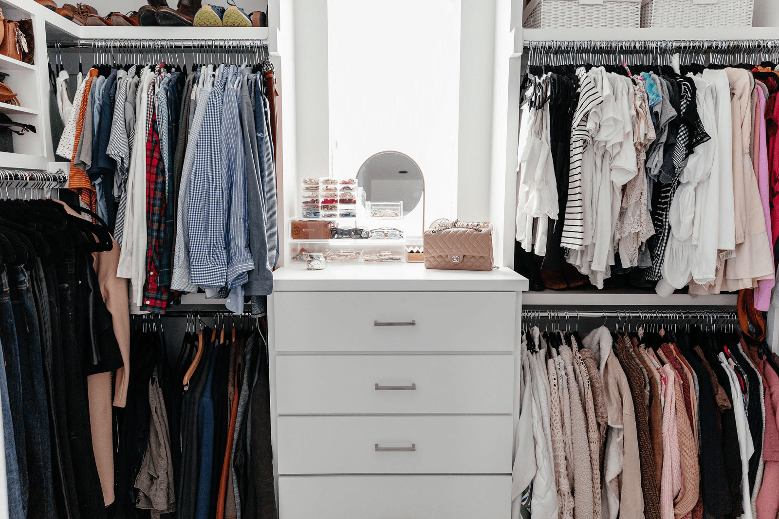 Closet Organization 12 Easy Closet Organization Tips Container Stories