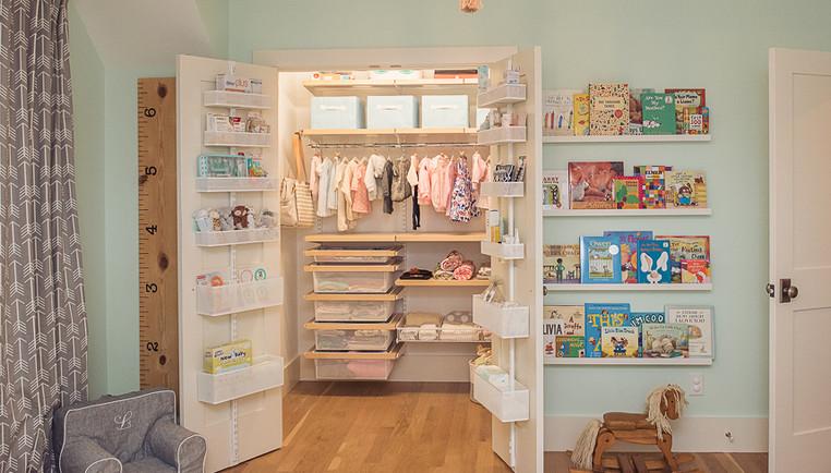 Baby Closet Organization Ideas How To Organize A Baby