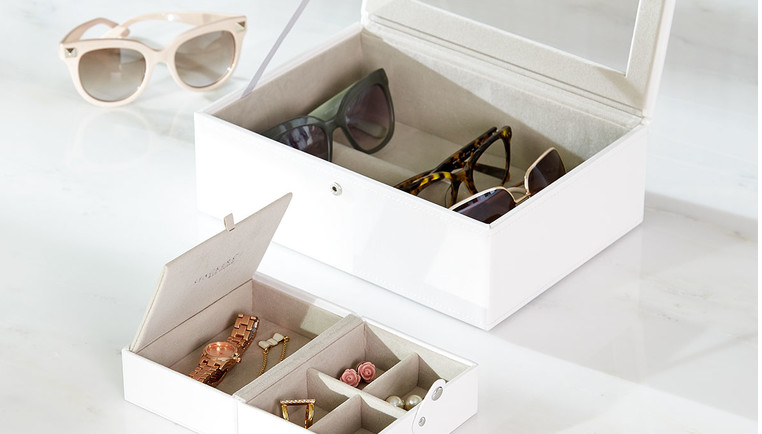 Jewelry Organizers for College  Dorms The Container Store