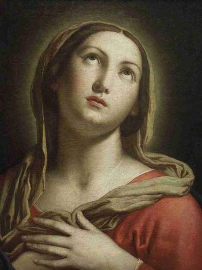 Il_Sassoferrato_-_Modląca_się_Madonna