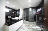 Toilet interior design