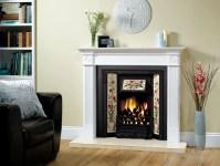 Vintage fireplace styles