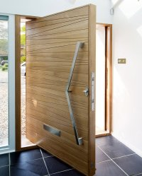 Architectural Pivot Door | Contemporary Architecture