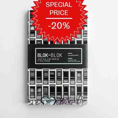 blok-blok notebook gift black friday