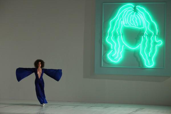 "Sarah Michelson's ""Devotion Study #1—The American Dancer,"" © Paula Court."