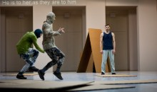 In Performance: The Forsythe Company – Sider (Vienna, Austria)