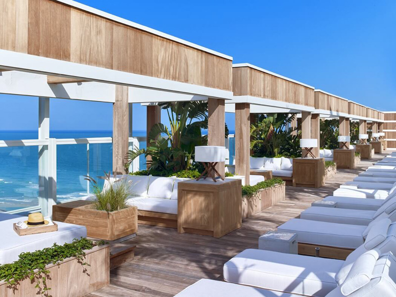 Meuble Meyer 1 Hotel South Beach Opens In Miami | Contemporist