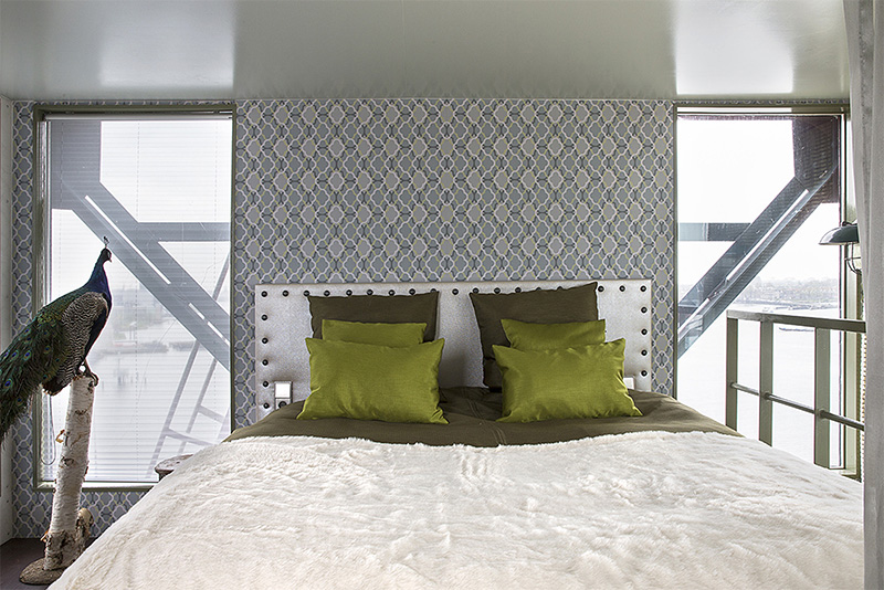 Kranhotel Did You Know You Can Spend The Night In A Crane In