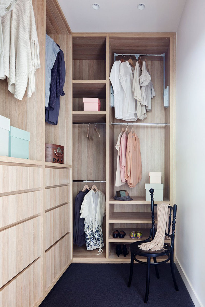 Walkin Closet Cabinets 15 Examples Of Walk In Closets To Inspire Your Next Room Make Over